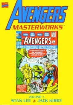 Mmw Avengers TP (15.95 Edition