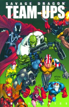 Savage Dragon Greatest Team-Up