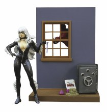Marvel Select Black Cat Action