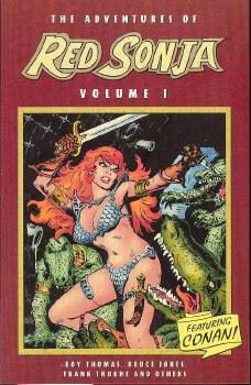 Adventures of Red Sonja TP VOL 01