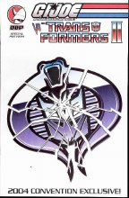 Gi Joe Vs Transformers 2004 Convention Special