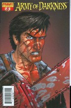 Army of Darkness #8 Various covers