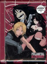 Fullmetal Alchemist DVD Vol.10 Box Set Journey to Ishbal