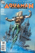 Aquaman Sword of Atlantis #43