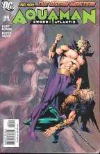 Aquaman Sword of Atlantis #44