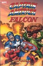 CAPTAIN AMERICA & FALCON TP
