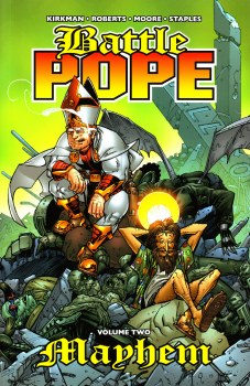 Battle Pope TP VOL 02 Mayhem (