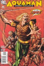 Aquaman Sword of Atlantis #45