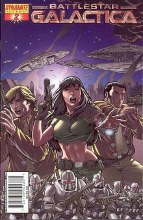 Classic Battlestar Galactica #2 Various Cvrs
