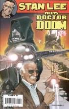 Stan Lee Meets Dr Doom