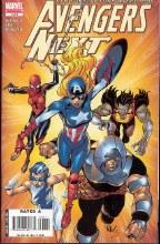 Avengers Next #1 (of 5)