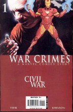 Civil War War Crimes One Shot