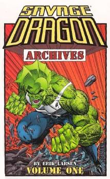 Savage Dragon Archives TP VOL