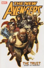 New Avengers TP VOL 07 Trust
