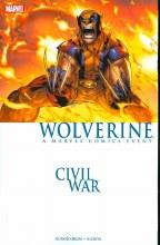 Civil War Wolverine TP