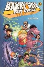 Adventures of Barry Ween Boy Genius VOL 1 TP