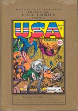 Mmw Golden Age Usa Comics HC V