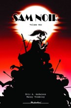 Sam Noir TP VOL 01 Samurai Det