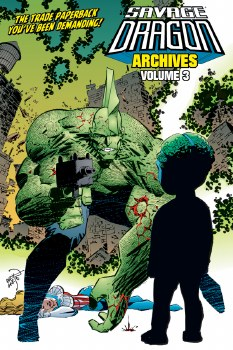 Savage Dragon Archives TP VOL