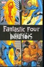 Fantastic Four Inhumans TP