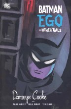 BATMAN EGO AND OTHER TAILS HC