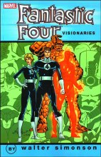 Fantastic Four Visionaries Wal