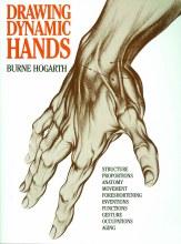 HOGARTH DRAWING DYNAMIC HANDS