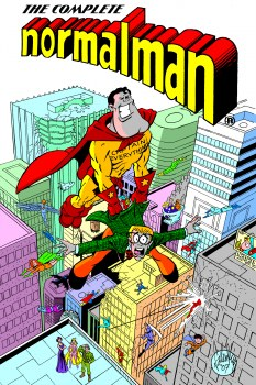 Collected Normalman TP (C: 0-1
