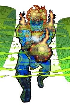 Godland Celestial Ed HC VOL 01