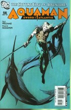 Aquaman Sword of Atlantis #56