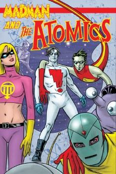 Madman and the Atomics TP VOL