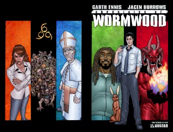 Chronicles of Wormwood TP (Mr)