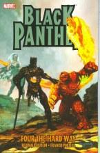 Black Panther Four Hard Way TP