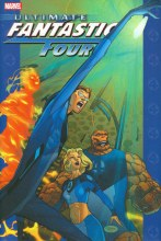 Ultimate Fantastic Four HC VOL 04
