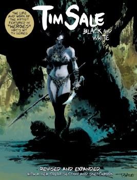 Tim Sale Black & White HC (C: