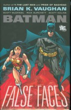 Batman False Faces HC