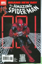 Amazing Spider-Man #548 Bnd
