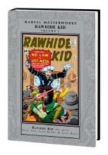 Mmw Rawhide Kid HC VOL 02