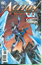 Action Comics Var Ed #860