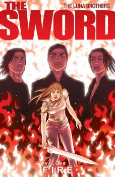Sword TP VOL 01 Fire (C: 0-1-2