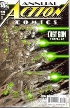 Action Comics Annual #11 Var E