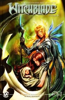 Witchblade TP VOL 05 (C: 0-0-2