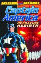 Captain America TP Operation R