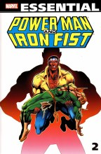 Essential Power Man and Iron F