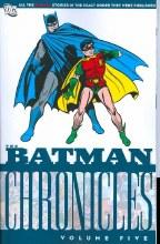 Batman Chronicles TP VOL 05
