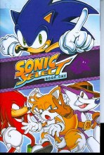 Sonic the Hedgehog Select TP Vol.1
