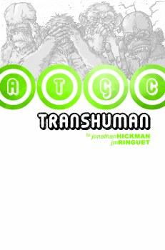 Transhuman TP VOL 01 (C: 0-1-2
