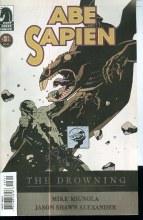 Abe Sapien the Drowning #3 (of 5)