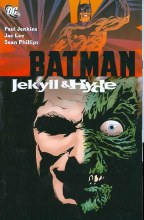 Batman Jekyll and Hyde TP