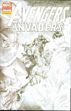 Avengers Invaders #1 (of 12) R